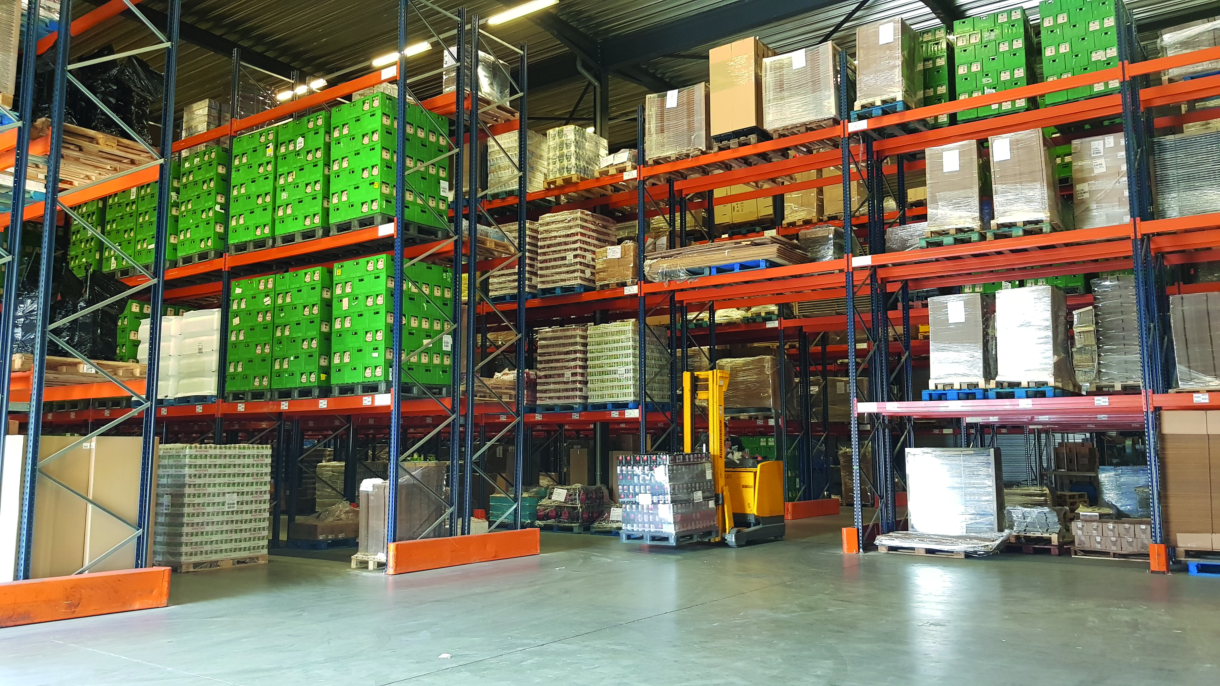 Foto's / Warehousing